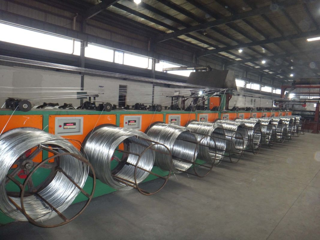3/8 In 1 X 7 EHS Galvanized Steel Guy Wire In Coil Or On Reel Packing